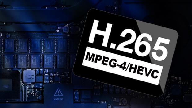 تکنولوژی فشرده سازی h.265